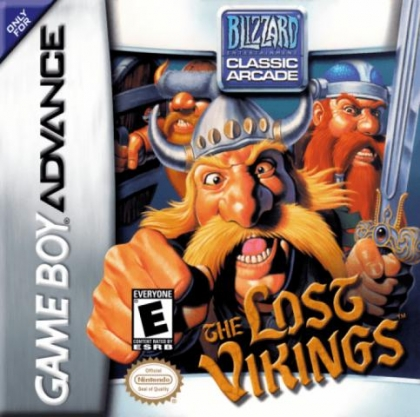 The Lost Vikings [Europe] image