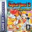 logo Emulators Magical Quest 3 Starring Mickey & Donald [Europe]