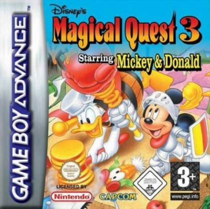 Magical Quest 3 Starring Mickey & Donald [Europe] image