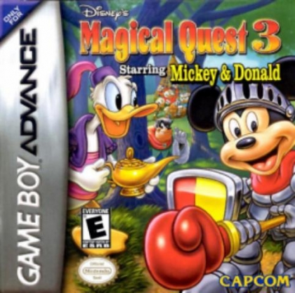 Magical Quest 3 Starring Mickey & Donald [USA] image