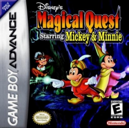 Magical Quest Starring Mickey & Minnie [Europe] image