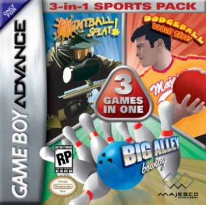 Majesco's Sports Pack [USA] image