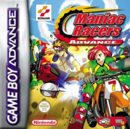 Motocross Maniacs Advance [Europe] image