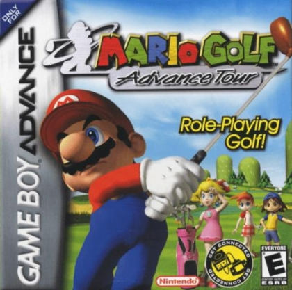 Mario Golf : Advance Tour [France] image