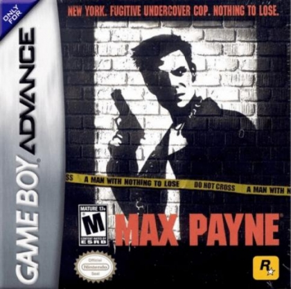 Max Payne Usa Nintendo Gameboy Advance Gba Rom Download