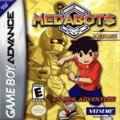 Medabots - Metabee [USA] - Nintendo Gameboy Advance (GBA