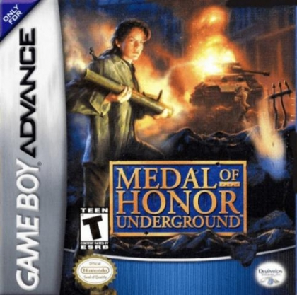 Medal of Honor : Underground [USA] image