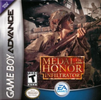 Medal of Honor Advance [Japan] image