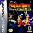 logo Emulators Mickey to Minnie no Magical Quest [Japan]