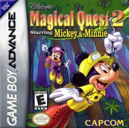Mickey to Minnie no Magical Quest 2 [Japan] image