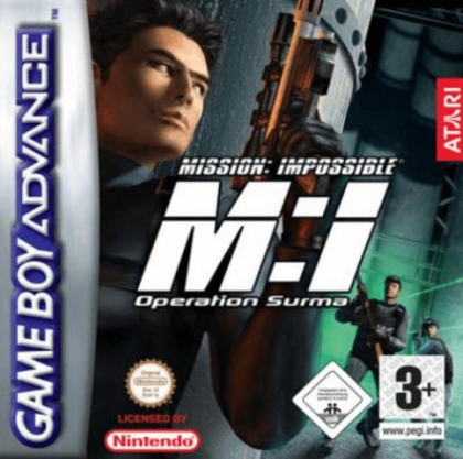 Mission : Impossible : Operation Surma [Europe] image