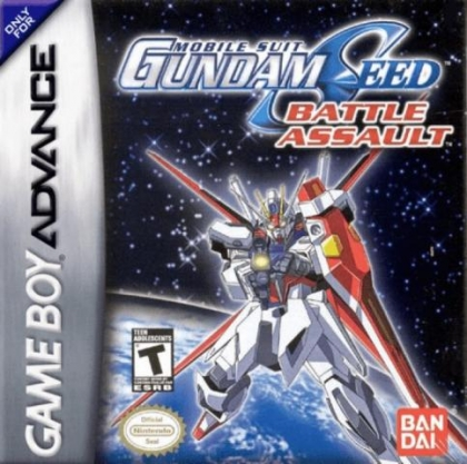 Mobile Suit Gundam Seed : Battle Assault [USA] image
