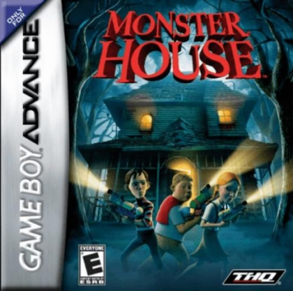 Monster House [Europe] image