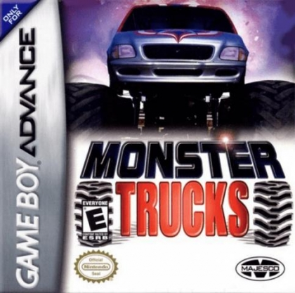 Monster Trucks [USA] image