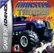 Logo Emulateurs Monster Trucks Mayhem [USA]
