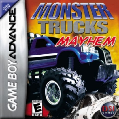 Monster Trucks Mayhem [USA] image