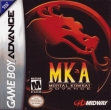logo Emulators Mortal Kombat Advance [USA]