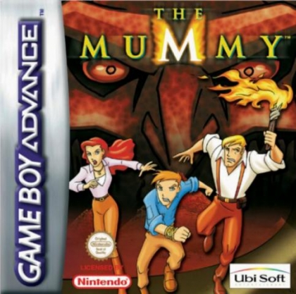 The Mummy [Europe] image