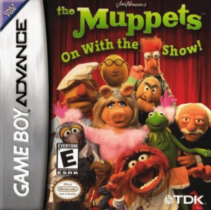 The Muppets: On with the Show! [USA] image