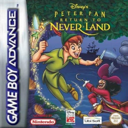 Peter Pan - Return to Neverland [Europe] image