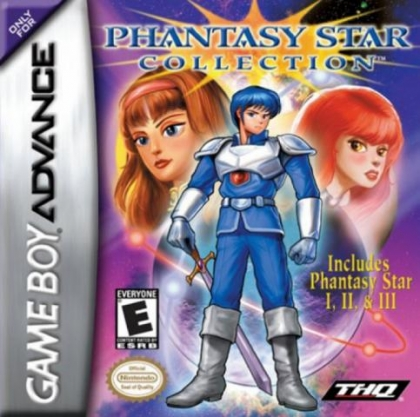 Phantasy Star Collection [Europe] image