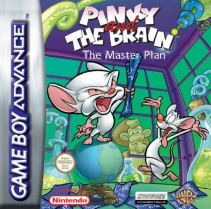 Pinky and the Brain : The Masterplan [Europe] image