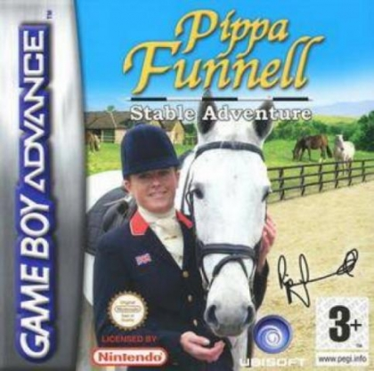 Pippa Funnell : Stable Adventure [Europe] image