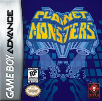 Planet Monsters [USA] image