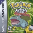 logo Emulators Pocket Monsters : LeafGreen [Japan]
