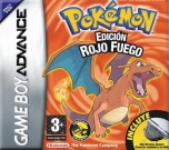 Pokémon : Edición Rojo Fuego [Spain] Roms jogo emulador download