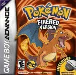 Pokémon: FireRed Version [USA] Roms jogo emulador download