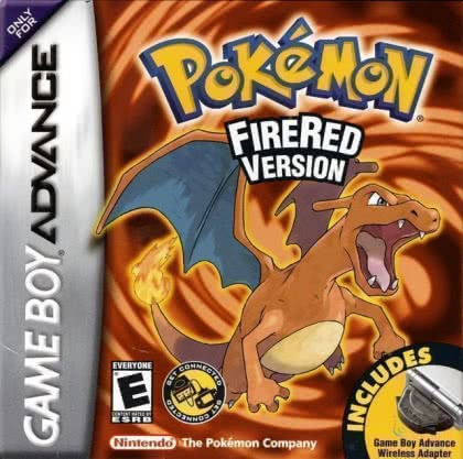 Pokémon: FireRed Version [USA] image