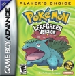 logo Emulators Pokémon: LeafGreen Version [USA]