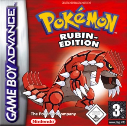 Pokémon : Rubin-Edition [Germany] image