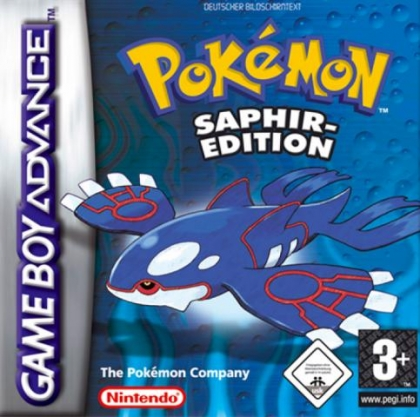 Pokémon : Saphir-Edition [Germany] image