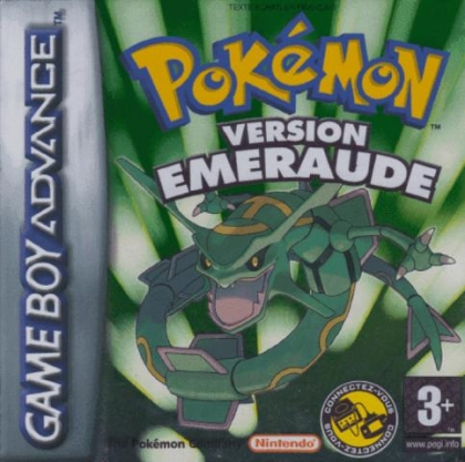 Pokémon : Version Emeraude [France] image
