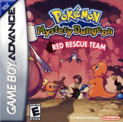 Pokémon Mystery Dungeon: Red Rescue Team [Europe] image