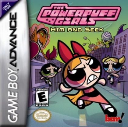 The Powerpuff Girls : Him and Seek [USA] image