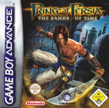 Prince of Persia: The Sands of Time [Europe] image