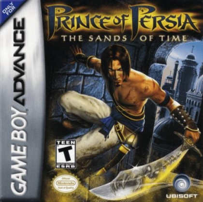 Prince Of Persia The Sands Of Time Usa Nintendo Gameboy Advance Gba Rom Download Wowroms Com