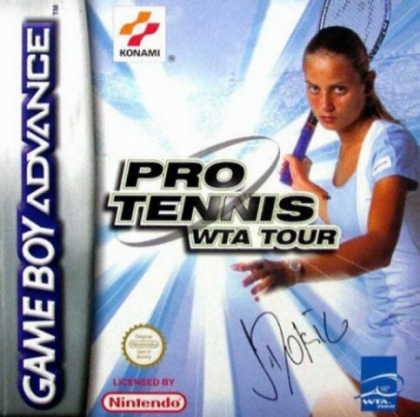 Pro Tennis WTA Tour [Europe] image