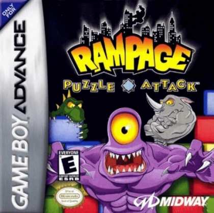 Rampage : Puzzle Attack [USA] image