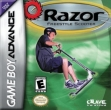 Логотип Emulators Razor Freestyle Scooter [USA]