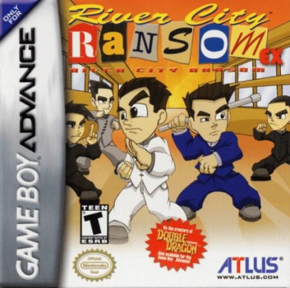 River City Ransom EX [USA] image