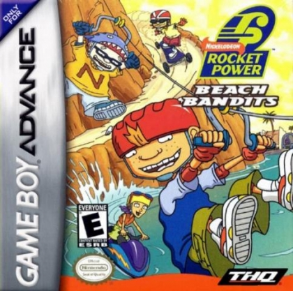 Rocket Power - Beach Bandits [USA] (Beta) image