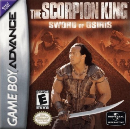 The Scorpion King : Sword of Osiris [Europe] image