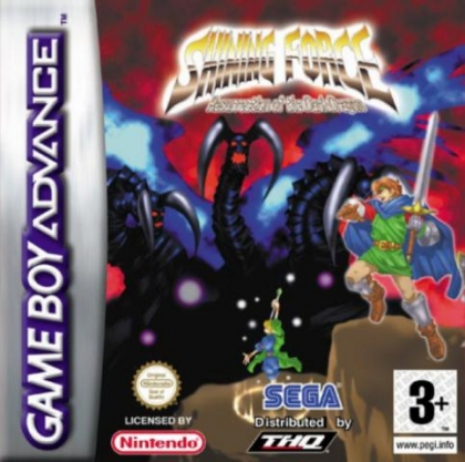 Shining Force : Resurrection of the Dark Dragon [Europe] image