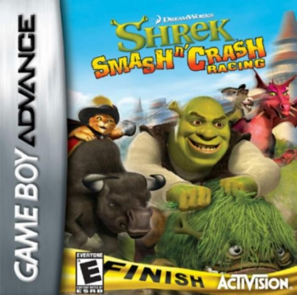 Shrek Smash n' Crash Racing [Europe] image