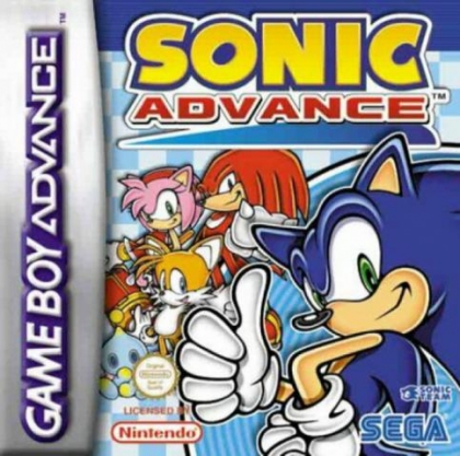 Sonic Advance [Europe] image