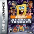 Logo Emulateurs Nicktoons : Attack of the Toybots [Europe]
